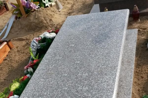 tani nagrobek cmentarz stargard